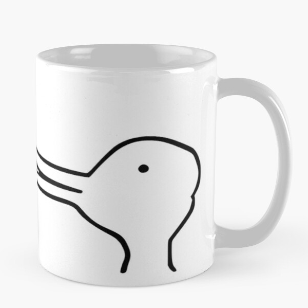 Related Design: Duck Rabbit Mug
