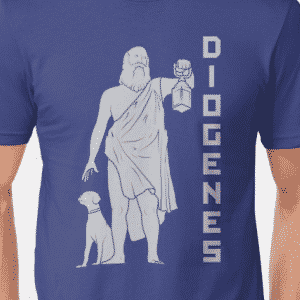 Diogenes T-Shirt - Philosophy Shirt
