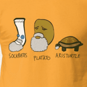 Philostuffers T-Shirt - Philosophy Shirt