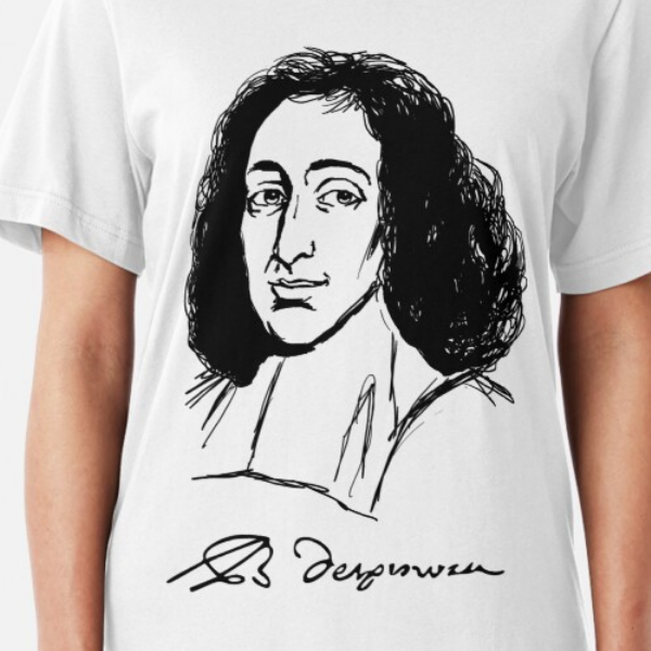 Related Design: Spinoza Portrait